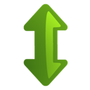 Arrow, Updown Icon
