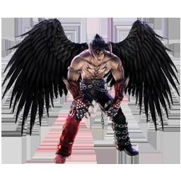 Devil, Jin Icon