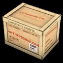 Box, Wood Icon