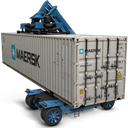 Loading, Maersk Icon