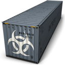 Attention, Container Icon