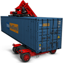 Container, Loading Icon