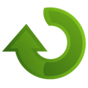 Arrow, Cycle Icon