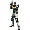 Chris, Redfield Icon