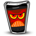 Angry, Iphone Icon