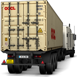 Oocl, Truck Icon