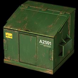 Container, Trash Icon