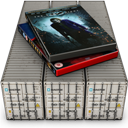 Containers, Dvd Icon