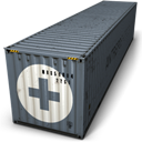 Container, Help Icon