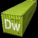 Container, Dreamweavar Icon