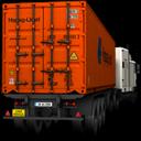 Hapag, Truck Icon