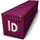 Container, Indesign Icon