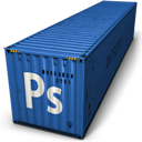 Container, Photoshop Icon