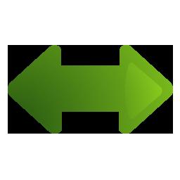 Arrow, Leftright Icon