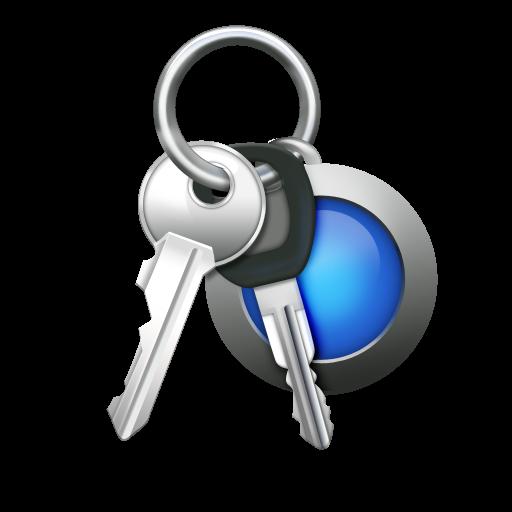 Access, Keychain Icon