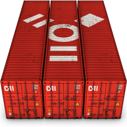 Cai, Containers Icon