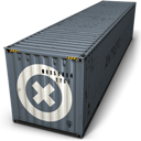 Container, x Icon