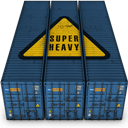Containers, Heavy, Super Icon