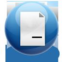 File, Remove Icon