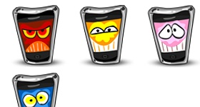 iPhone Toon Icons