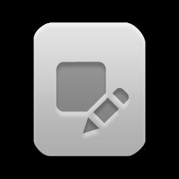 File, Graphic, Square Icon