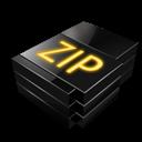 File, Zip Icon
