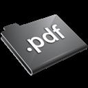 Grey, Pdf Icon