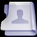 Purple, User Icon