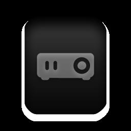 File, Ppt, Presentation Icon