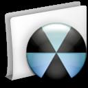 Burn, Folder Icon