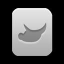 File, Gimp, Xcf Icon