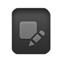 File, Graphic, Square Icon