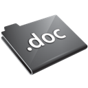 Doc, Grey Icon
