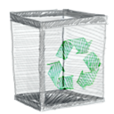Empty, Recylebin Icon