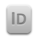 File, Indd, Indesign Icon