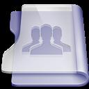 Group, Purple Icon