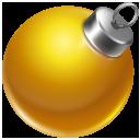 Ball, Yellow Icon