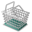 Basket, Shoping Icon