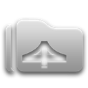 Alt, Bridge Icon