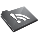 Grey, Rss Icon