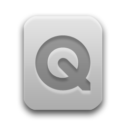File, Quicktime Icon