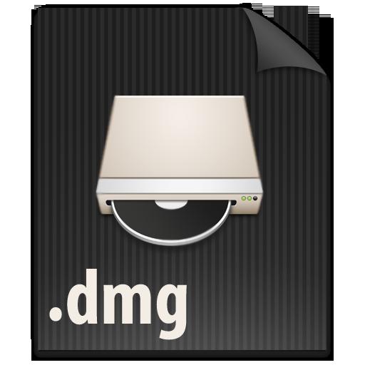 Dmg, File Icon