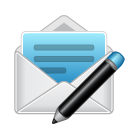 Compose, Email Icon