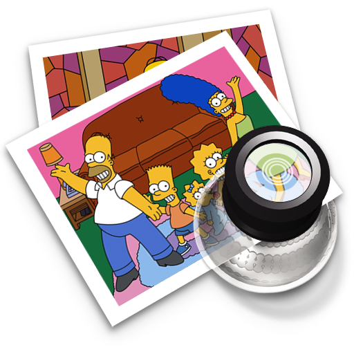 Preview, Simpsons Icon