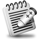 ++, Notepad, Whack Icon