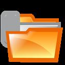 Attach, Folder Icon