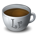 Coffee, Lightroom Icon