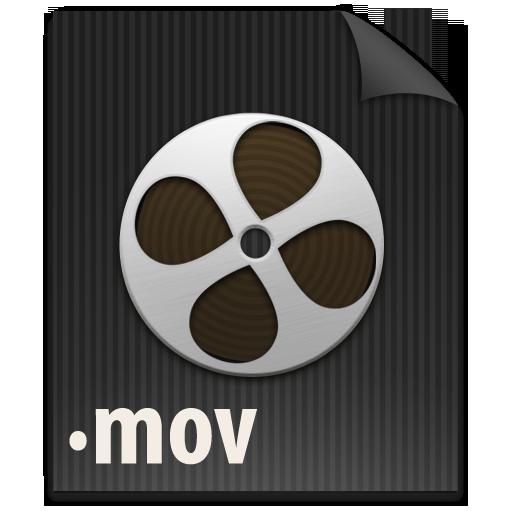 File, Mov Icon