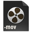File, Mov Icon