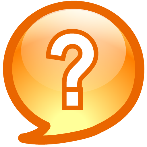 Bullet, Question Icon
